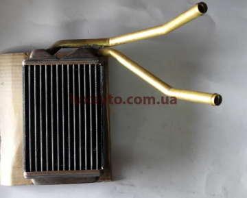 Радиатор печки (отопителя) Дэу Нексия (Daewoo Nexia) DM медный
