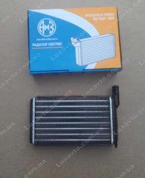 Радиатор отопителя (печки) Таврия 1102/2108 АМЗ Луганск