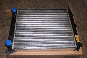 Радиатор основной Таврия 1102, Славута HOLA (алюминиевый)