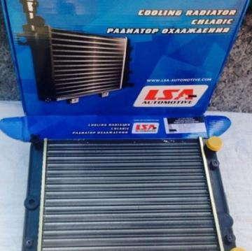 Радиатор основной Таврия 1102, Славута LSA
