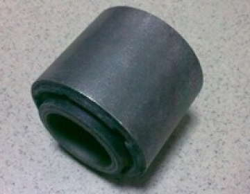 Сайлентблок заднего поперечного рычага (тяги) Дэу Нубира (Daewoo Nubira) GY (2 шт. на авто) большой
