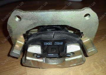 Суппорт тормозной передний левый Chery Jaggi [S21,1.3], Chery Kimo[S12,1.3,MT]