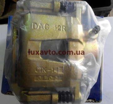 Суппорт тормозной Шевроле Лачетти (Chevrolet Lacetti) передний правый DM DAC