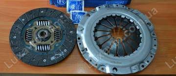 Комплект сцепления Шевроле Лачетти 1.6-1.8 (Chevrolet Lacetti) Sachs (без выжимного)
