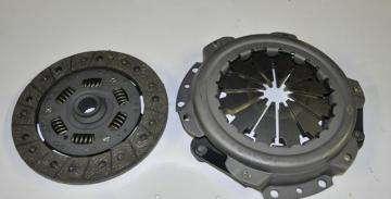 Сцепление ЗАЗ Сенс (Sens), Таврия 1102, Славута EuroEx (комплект: корзина+диск)