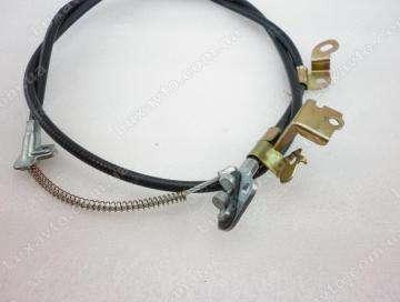 Трос ручного тормоза левый+правый (комплект) Geely MK1 [1.6, -2010г.], Geely MK2 [1.5, 2010г.-], Geely MKCross [HB]