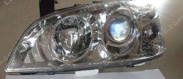 Фара передняя левая (линза) Chery Amulet [1.6,-2010г.], Chery Amulet [-2012г.,1.5]
