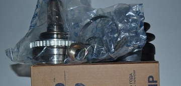 Шрус Шевроле Авео 1.5 (Chevrolet Aveo) наружный с АБС (22x22 зуба), T200 и T250 FSO