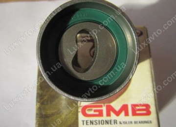 Ролик ремня ГРМ Дэу Матиз (Daewoo Matiz) 0.8-1.0 натяжной GMB (OE)