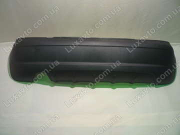 Бампер задний Дэу Матиз (Daewoo Matiz) накладка (M150) GM