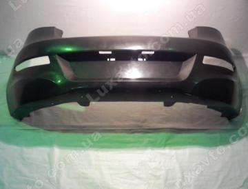 Бампер задний (J15, хэтчбек) Chery A13 [Forza,HB]