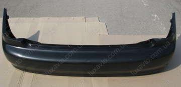 Бампер задний Дэу Ланос (Daewoo Lanos) - 2 (Т-150) (накладка) завод
