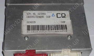 Блок управления двигателя Дэу Ланос (Daewoo Lanos) 1,6 (CRWD) Корея