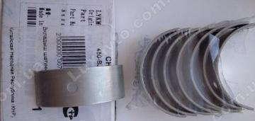 Вкладыши шатунные STD (комплект) Chery Amulet [1.6,-2010г.], Chery Karry [A18,1.6]