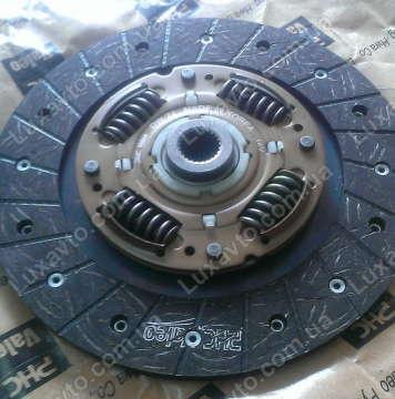 Диск сцепления Дэу Нексия 1.5 16 клапан (Daewoo Nexia), Espero Valeo 216*144*24*20.7