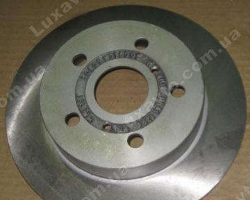 Диск тормозной задний Emgrand EC7[1.8], Emgrand EC7RV[1.8,HB]