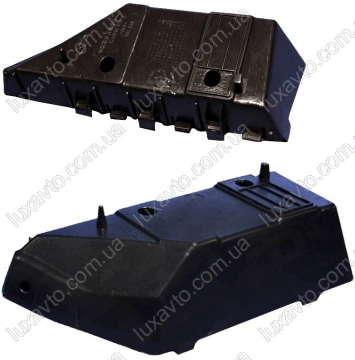 Кронштейн переднего бампера ЗАЗ Форза (ZAZ Forza) Чери А13 левый