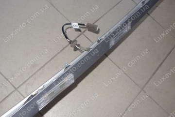 Ручка крышки багажника Шевроле Авео (Chevrolet Aveo) (T250) GM (под покраску)