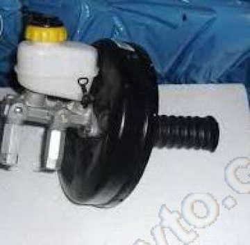 Тормозной Цилиндр Главный Дэу Ланос 1.5 (Daewoo Lanos) + вакуумный усилитель с AБС OE (ф20)