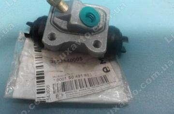 Цилиндр тормозной рабочий, задний правый (CK, c ABS) Geely CK1[-2009г.], Geely CK2