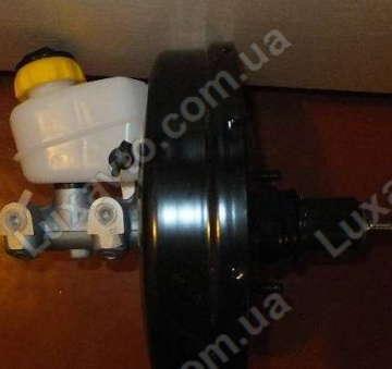 Тормозной Цилиндр Главный Дэу Ланос (Daewoo Lanos) 1,6 в сборе с вакумом с ABC Корея