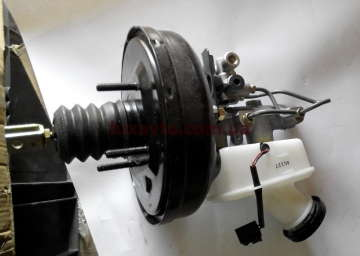 Главный тормозной цилиндр Дэу Матиз (Daewoo Matiz) в сборе с вакумом Корея