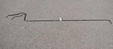 Трубка топливная обратки центральная Дэу Ланос (Daewoo Lanos) (GM)