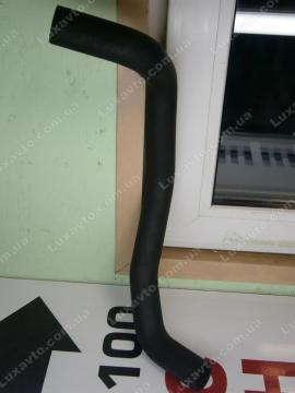 Патрубок радиатора охлаждения (нижний, два вентилятора) Geely CK1[-2009г.]