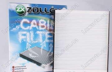 Фильтр салона Шевроле Авео 1.5 (Chevrolet Aveo) Zollex