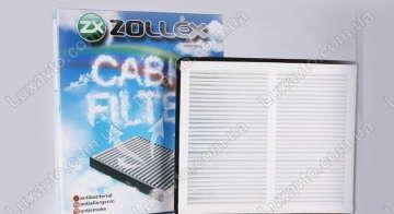 Фильтр салона Шевроле Лачетти 1.6-1.8 (Chevrolet Lacetti) Zollex