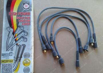 Провода высоковольтные Таврия 1102, Славута 1103 HORT