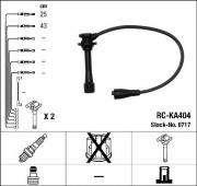 Комплект высоковольтных проводов NGK 0717 / RC-KA404