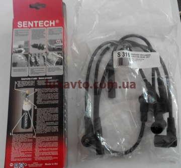 Провода высоковольтные ЗАЗ Сенс (Sens) 1,3 SENTECH Польша