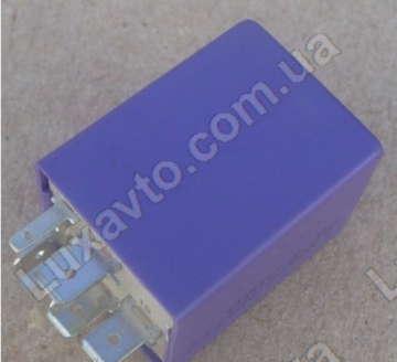 Реле ближнего света Дэу Ланос (Daewoo Lanos) (фиолетовое ) 8-ми контактное OE