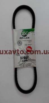 Ремень генератора 1102 Zollex для Таврия/Славута