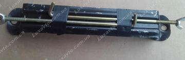 Крепление-держатель аккумулятора (АКБ) Дэу Ланос (Daewoo Lanos), ЗАЗ Сенс (Sens) завод
