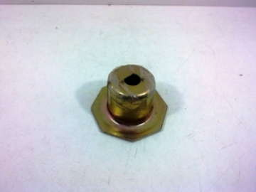 Опора амортизатора переднего Чери Джаги S21 (Chery Jaggi) (втулка металл, чашка)