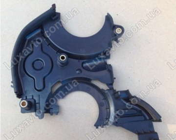 Крышка ремня ГРМ (защита, кожух) нижняя Дэу Ланос 1.6 (Daewoo Lanos), Нексия 16 клап (Nexia) GM