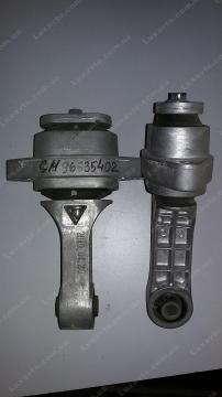 Подушка двигателя Шевроле Авео 1.5-1.6 (Chevrolet Aveo) задняя GM