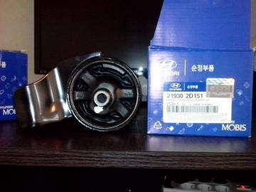 Подушка двигателя задняя произв PH 21930-2D151 (H07BRKPH04316) KAP