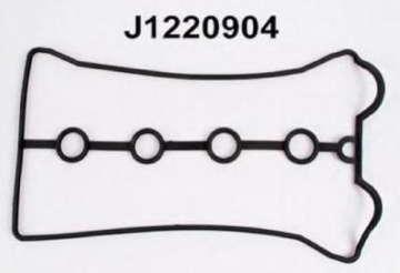 Прокладка клапанной крышки Дэу Ланос 1.6 (Daewoo Lanos), Шевроле Авео 1.6 (Aveo), Шевроле Лачетти 1.6 (Lacetti), Нубира 1.6 (Nubira) OE под алюминиевую крышку