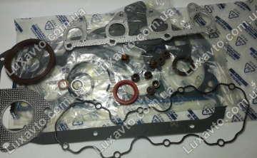 Комплект прокладок двигателя Дэу Ланос 1.5 (Daewoo Lanos) полный  Autox