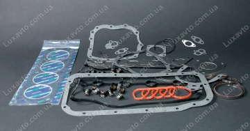 Комплект прокладок двигателя Дэу Нексия 1.5 16 клапан. (Daewoo Nexia) Autox