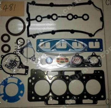 Прокладки двигателя / комплект прокладок + сальники (481H) Chery Elara [2.0], Chery M11, Chery M12 [HB]