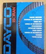 Ремень ГРМ 123x28.0 (пр-во DAYCO) DAYCO