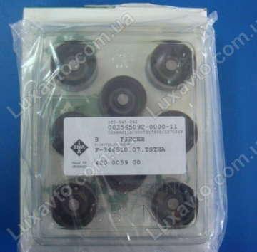 Гидрокомпенсаторы Дэу Ланос 1.6 (Daewoo Lanos), Шевроле Авео 1.6 (Chevrolet Aveo), Лачети 1.6 (Lacetti), Нексия 16 клап. (Nexia), Дэу Нубира 1.6 (Daewoo Nubira) INA