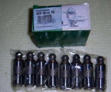Гидрокомпенсатор (толкатель) коромысла клапана Дэу Ланос 1.5 (Lanos), Шевроле Авео 1.5 (Chevrolet Aveo), Дэу Нексия 1.5 (Nexia) INA
