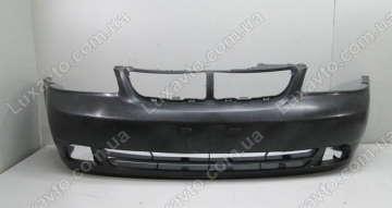 Бампера передний Шевроле Лачетти (Chevrolet Lacetti) накладка хэтчбек HB GM