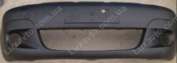 Бампер передний Дэу Матиз (Daewoo Matiz) накладка (M150) DM